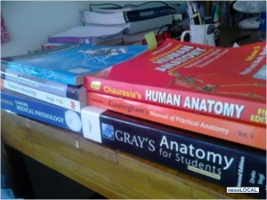 Mbbs first year books