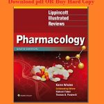 Lippincott Pharmacology pdf Review & Best Deals