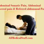 abdominal somatic pain, abdominal visceral pain, abdominal referred pain