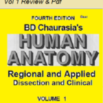 Bd Chaurasia Human Anatomy Volume 1 pdf Review & Download
