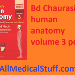 Bd Chaurasia human anatomy volume 2 pdf download free